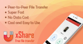 xShare - Free file transfer 2
