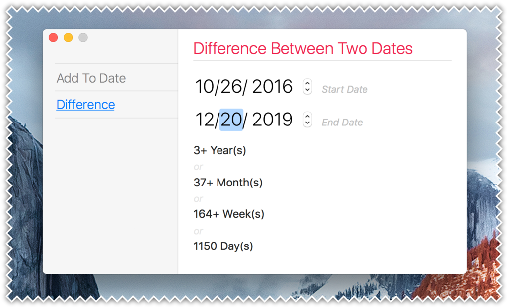 Plain Today Calendar Screenshot 3