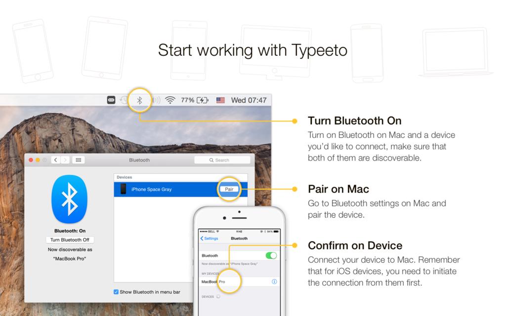 Typeeto Screenshot 2