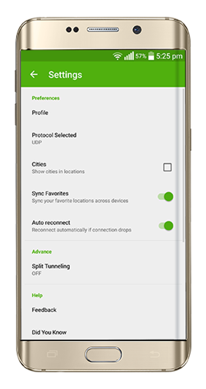PureVPN - Best Free VPN Screenshot 6