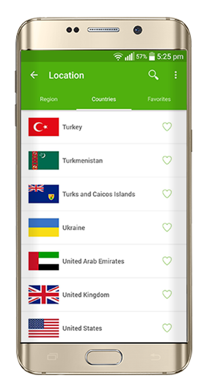 PureVPN - Best Free VPN Screenshot 4