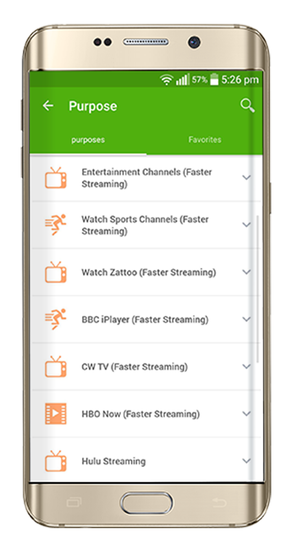 PureVPN - Best Free VPN Screenshot 5
