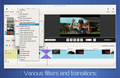 MovieMator Free Mac Video Editor 1