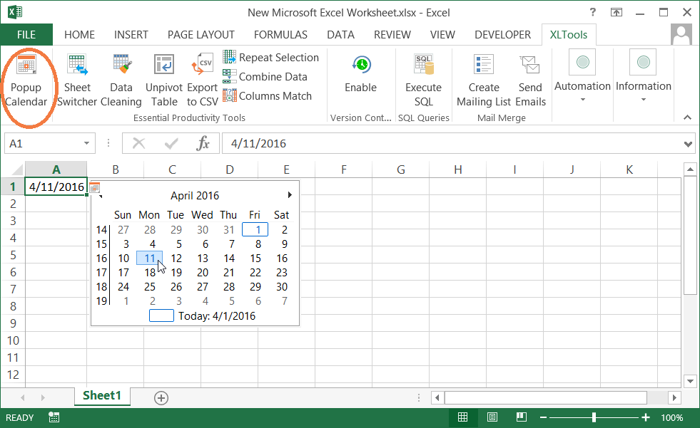 XLTools Add-in for Microsoft Excel Screenshot 3