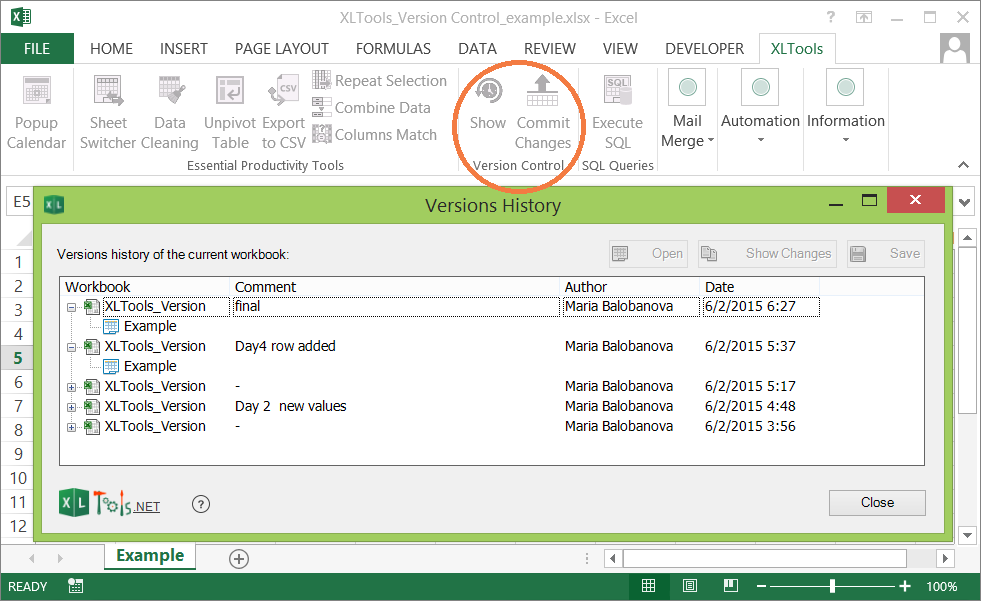XLTools Add-in for Microsoft Excel Screenshot 2