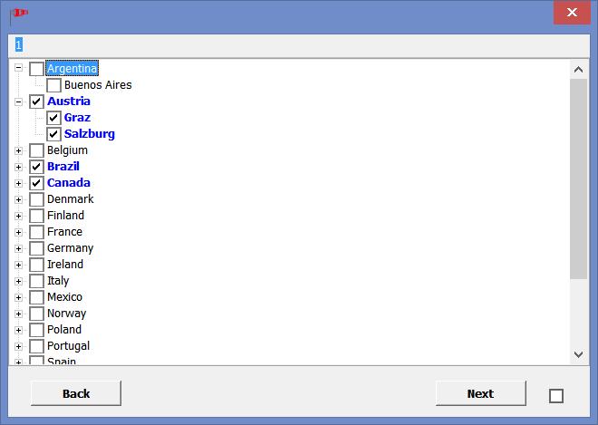 AirQuery Screenshot 2