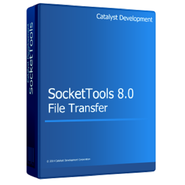 SocketTools File Transfer Screenshot