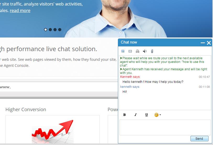 ZChat Enterprise Screenshot 5