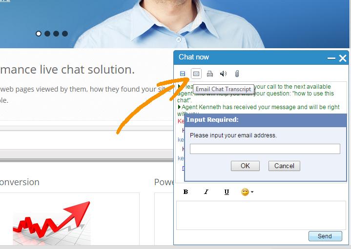 ZChat Enterprise Screenshot 2