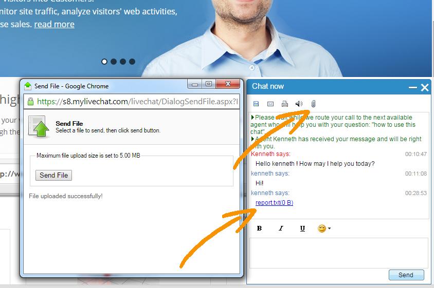 ZChat Enterprise Screenshot 4