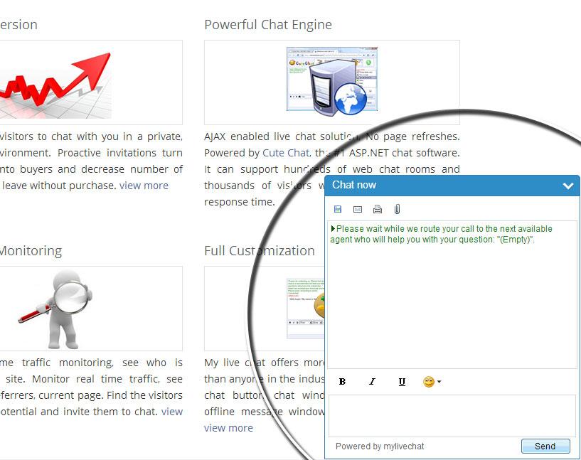 ZChat Enterprise Screenshot 6