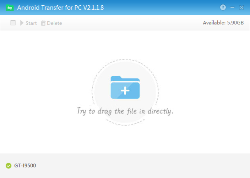 Android Transfer for PC Screenshot 2