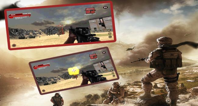 Special Elite Commando 2016 Screenshot 3