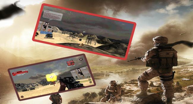 Special Elite Commando 2016 Screenshot 2