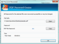iSunshare PDF Password Genius 2