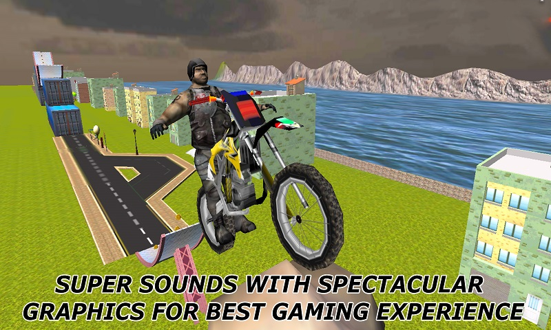 Motocross Extreme Stunts Screenshot 3