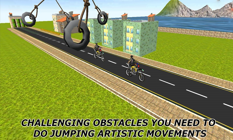 Motocross Extreme Stunts Screenshot 4