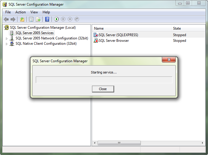 iSunshare SQL Password Genius Screenshot 5