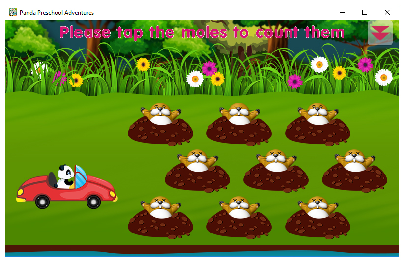 Panda Preschool Adventures Screenshot