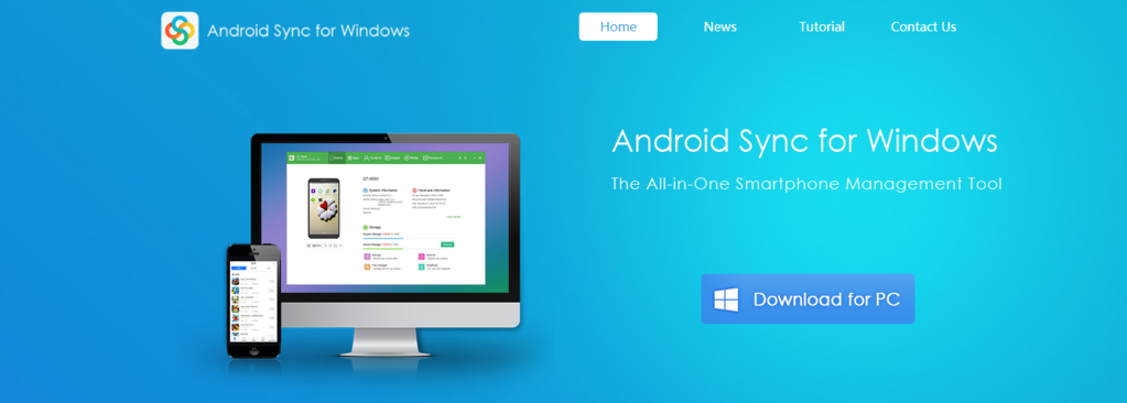 Android Sync for Windows Screenshot 4