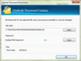 iSunshare Outlook Password Genius 2