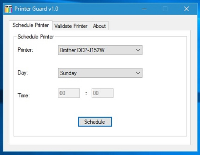 Printer Guard Screenshot 1