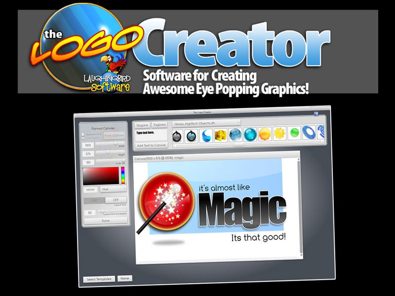 The Logo Creator for Mac Screenshot