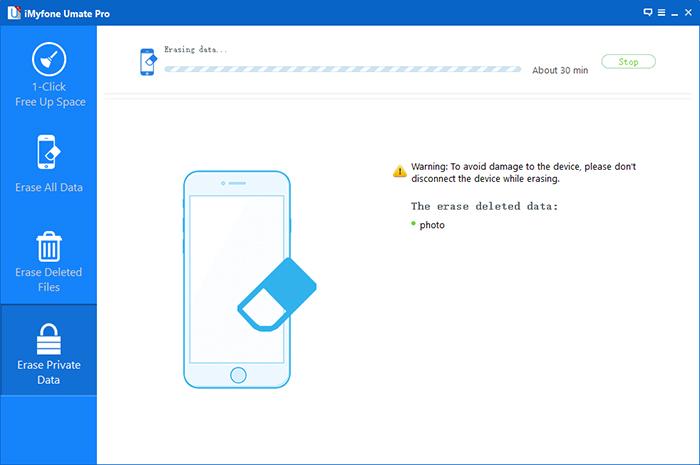 iMyFone Umate Pro Screenshot 10