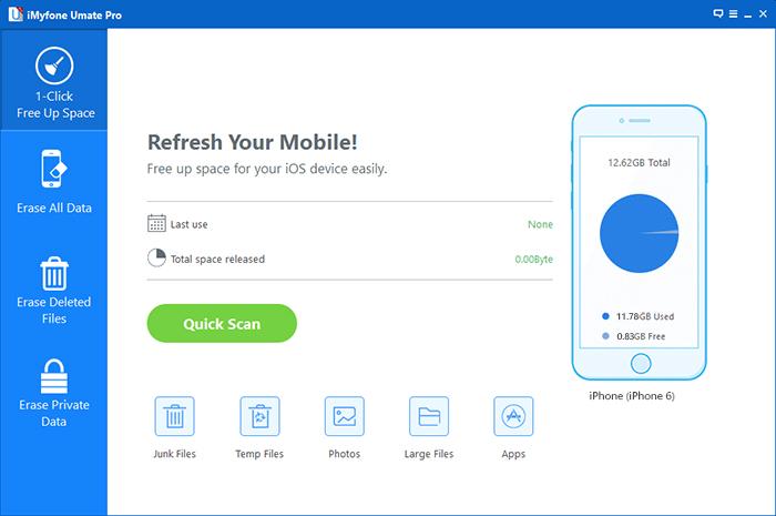 iMyFone Umate Pro Screenshot