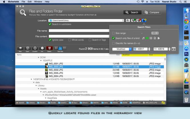 Scherlokk Screenshot 2