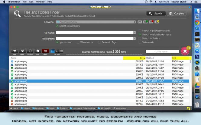 Scherlokk Screenshot 3