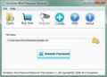 iSunshare Word Password Remover 2