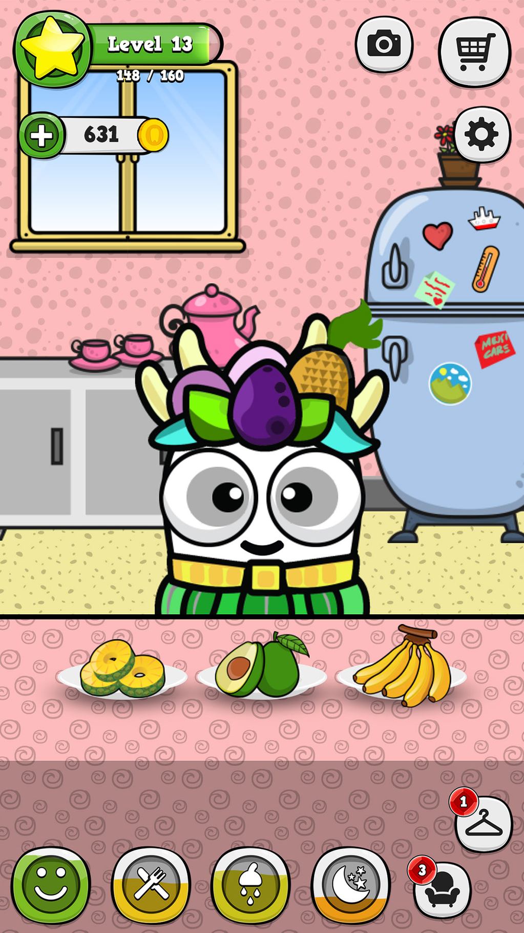 My Virtual Tooth - Virtual Pet Screenshot 6