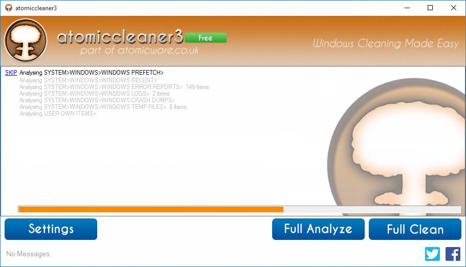 atomiccleaner3 Screenshot 2