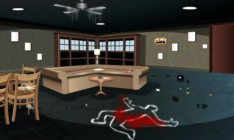 Criminal Chase - Escape Games Screenshot