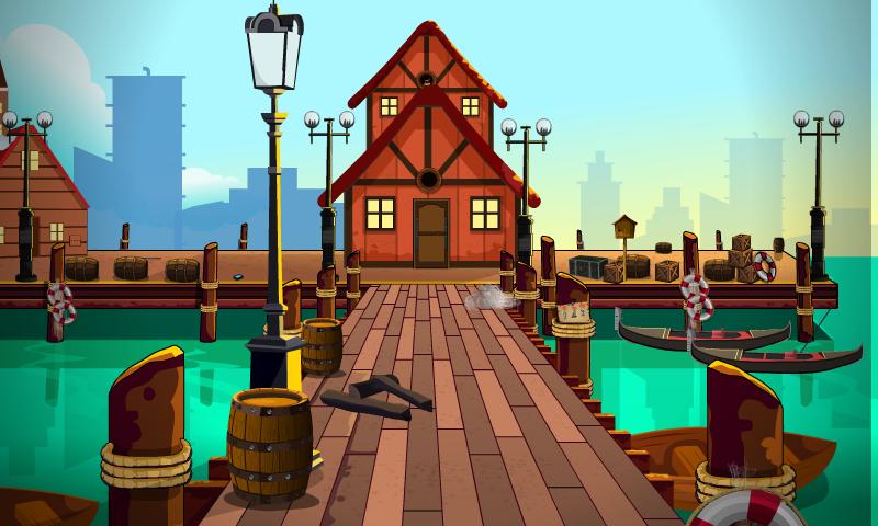 Criminal Chase - Escape Games Screenshot 2