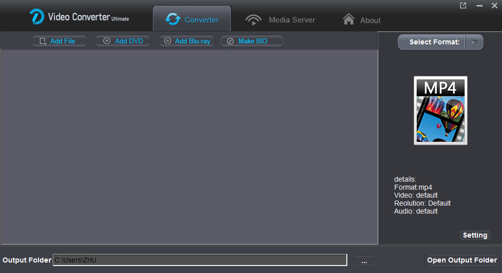 Dimo Video Converter Ultimate Screenshot 1