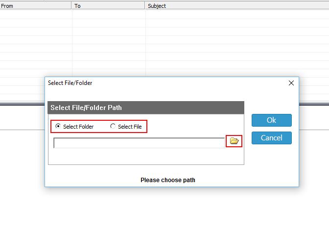 Maildir Reader Screenshot 2