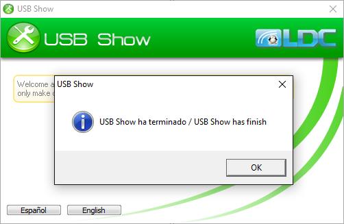 USB Show Screenshot 2