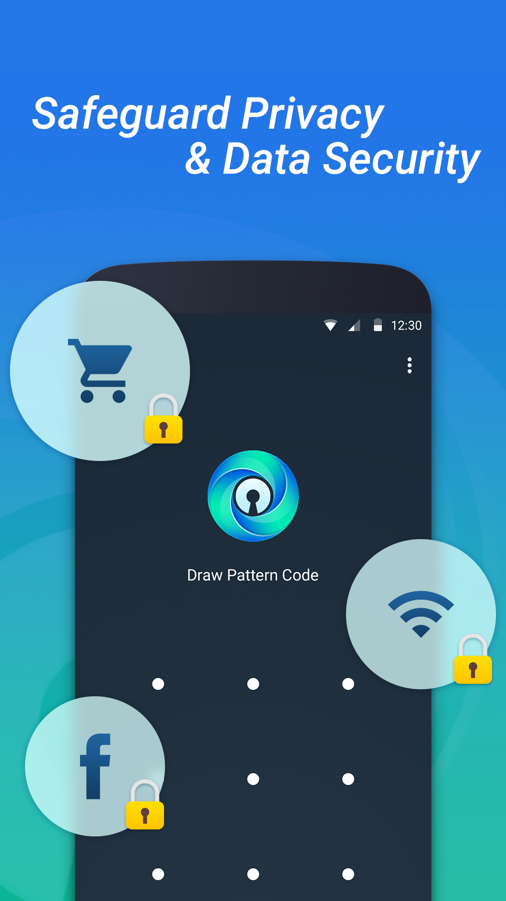 IObit Applock -Privacy Protect Screenshot 1