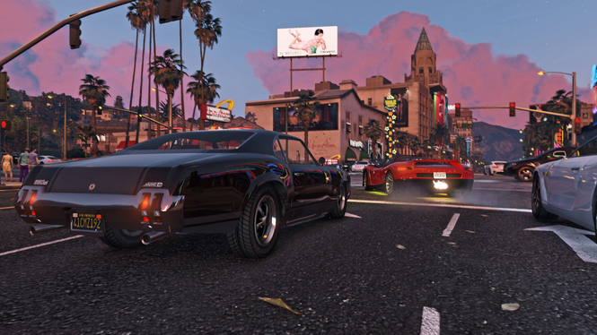Grand Theft Auto V Screenshot 1