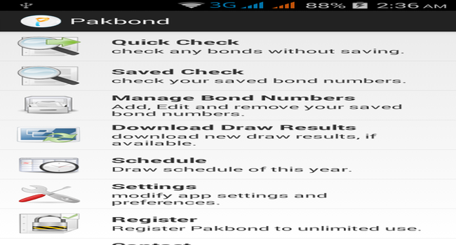 Pakbond Screenshot 11