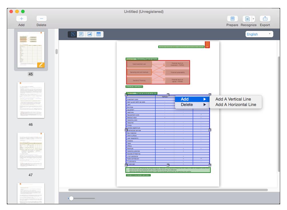 Cisdem OCRWizard for Mac Screenshot 3