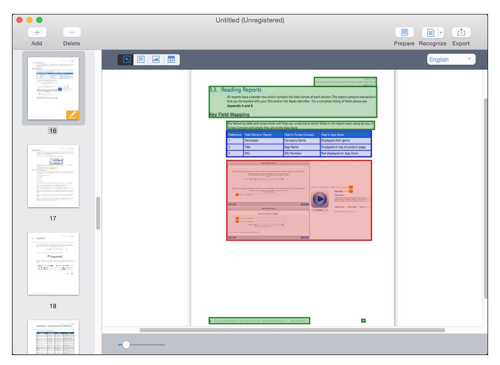 Cisdem OCRWizard for Mac Screenshot 6