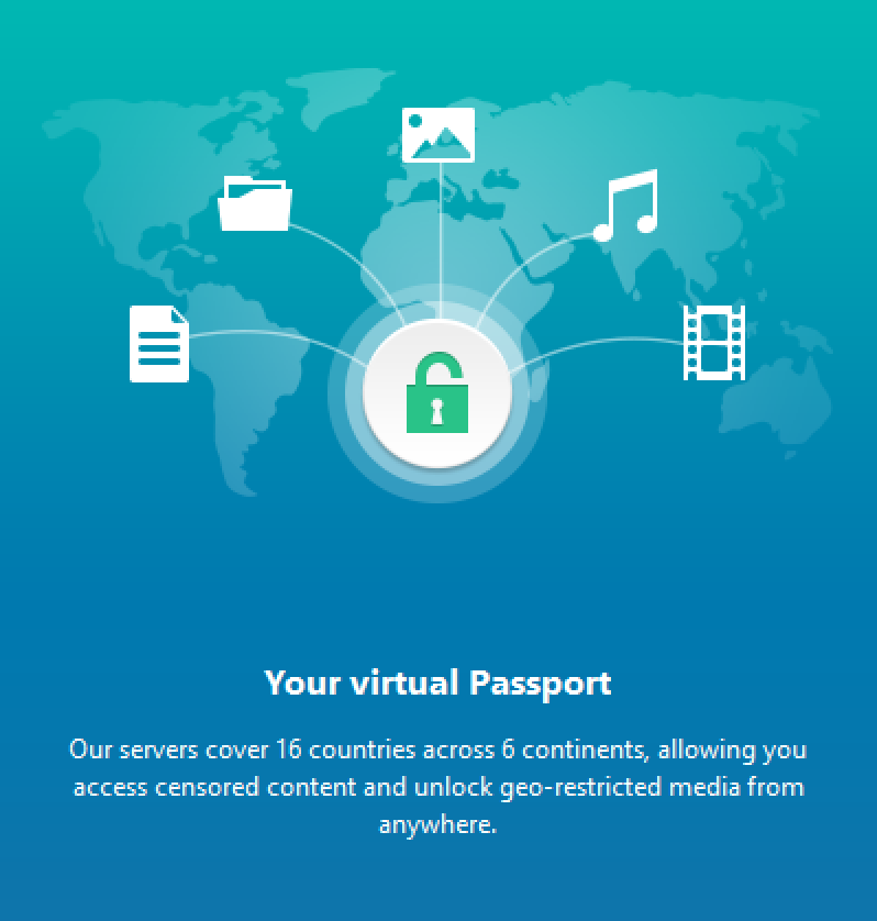 360 TurboVPN Screenshot 2