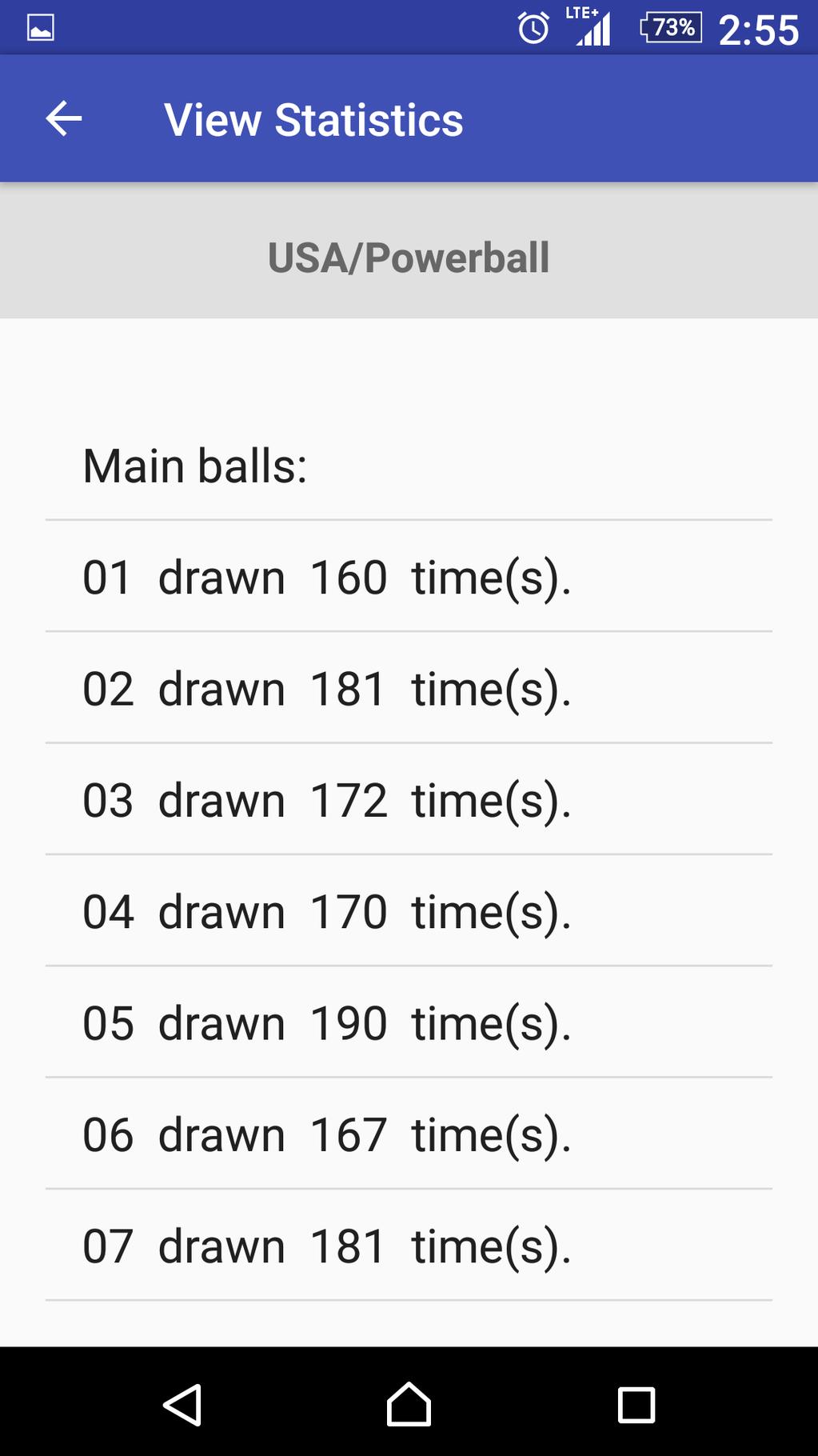 magayo Lotto App Screenshot 3