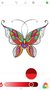 Adult Butterfly Coloring Pages 3