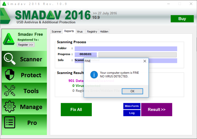 Smadav Screenshot