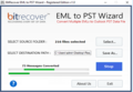 EML to PST Wizard 4