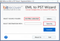 EML to PST Wizard 2